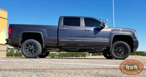 HCP 4x4 Vehicles - 2016 GMC SIERRA HD2500 DENALI READYLIFT LEVELING KIT WIT COGNIO UCA'S AND BILSTEIN SHOCKS (BUILD#82721) - Image 3