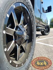 HCP 4x4 Vehicles - 2016 GMC SIERRA HD2500 DENALI READYLIFT LEVELING KIT WIT COGNIO UCA'S AND BILSTEIN SHOCKS (BUILD#82721) - Image 5