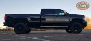"HCP 4x4 Vehicles - 2018 CHEVY SILVERADO HD3500 FABTECH 4"" SUSPENSION LIFT DIRT LOGIC SHOCKS (BUILD#84712) - Image 3"