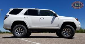 "HCP 4x4 Vehicles - 2016 TOYOTA 4RUNNER ICON STAGE I 2.5"" SUSPENSION LIFT WITH SPC UCA'S (BUILD#80561) - Image 3"