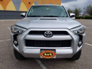 "HCP 4x4 Vehicles - 2016 TOYOTA 4RUNNER TRAIL EDITION TOYTEC BOSS 3"" COILOVER SUSPENSION LIFT WITH SPC UCA'S (BUILD#80892) - Image 2"