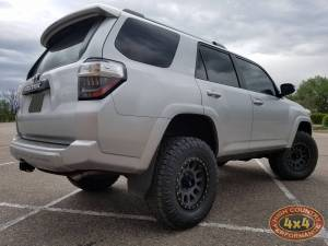 "HCP 4x4 Vehicles - 2016 TOYOTA 4RUNNER TRAIL EDITION TOYTEC BOSS 3"" COILOVER SUSPENSION LIFT WITH SPC UCA'S (BUILD#80892) - Image 4"