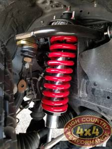 "HCP 4x4 Vehicles - 2016 TOYOTA 4RUNNER TRAIL EDITION TOYTEC BOSS 3"" COILOVER SUSPENSION LIFT WITH SPC UCA'S (BUILD#80892) - Image 6"
