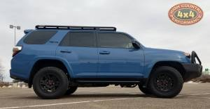 HCP 4x4 Vehicles - 2018 TOYOTA 4RUNNER TRD PRO ARB SUMMIT BUMPER AND RHINO RACK PLATFORM (BUILD#84762/84534) - Image 3