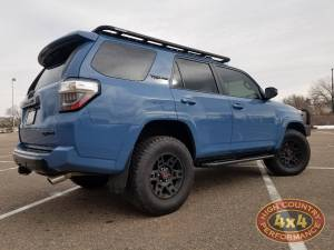 2018 TOYOTA 4RUNNER TRD PRO ARB SUMMIT BUMPER AND RHINO RACK PLATFORM (BUILD#84762/84534)