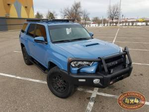 HCP 4x4 Vehicles - 2018 TOYOTA 4RUNNER TRD PRO ARB SUMMIT BUMPER AND RHINO RACK PLATFORM (BUILD#84762/84534) - Image 6