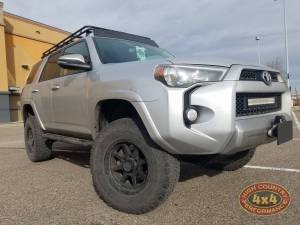 "TOYOTA - TOYOTA 4RUNNER 5TH GENERATION (2010-2018) - HCP 4x4 Vehicles - 2015 TOYOTA 4RUNNER TOYTEC LIFTS BOSS 3"" COILOVER SUSPENSION LIFT WITH SPC UCA'S (BUILD#71745)"