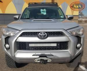 "HCP 4x4 Vehicles - 2015 TOYOTA 4RUNNER TOYTEC LIFTS BOSS 3"" COILOVER SUSPENSION LIFT WITH SPC UCA'S (BUILD#71745) - Image 2"
