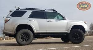 "HCP 4x4 Vehicles - 2015 TOYOTA 4RUNNER TOYTEC LIFTS BOSS 3"" COILOVER SUSPENSION LIFT WITH SPC UCA'S (BUILD#71745) - Image 3"