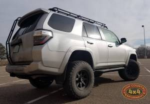 "2015 TOYOTA 4RUNNER TOYTEC LIFTS BOSS 3"" COILOVER SUSPENSION LIFT WITH SPC UCA'S (BUILD#71745)"