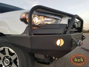 2017 TOYOTA 4RUNNER SHROCK WORKS SKID PLATES FRONT BUMPER ROCK SLIDERS (BUILD#83713)