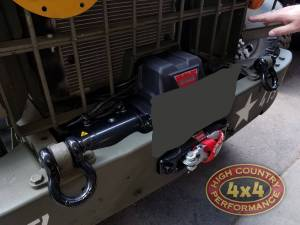HCP 4x4 Vehicles - 1954 DODGE M37 CUSTOM WINCH MOUNT (BUILD#82476) - Image 2