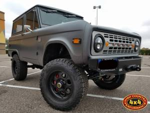 HCP 4x4 Vehicles - 1968 FORD BRONCO ICON EDITION (BUILD#82089)