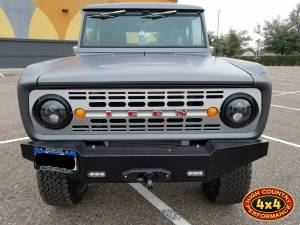 1968 FORD BRONCO ICON EDITION (BUILD#82089)