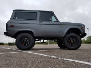 HCP 4x4 Vehicles - 1968 FORD BRONCO ICON EDITION (BUILD#82089) - Image 3