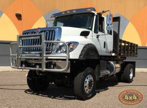 MISC VEHICLES - BIG RIGS - HCP 4x4 Vehicles - 2016 INTERNATIONAL 7600 **CUSTOM** (BUILD#74359)