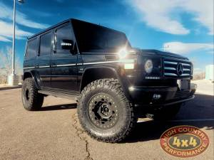 MISC VEHICLES - RARE VEHICLES - HCP 4x4 Vehicles - 2009 MERCEDES G55 TRAIL READY BEADLOCKS (BUILD#85027)