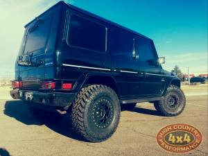 HCP 4x4 Vehicles - 2009 MERCEDES G55 TRAIL READY BEADLOCKS (BUILD#85027) - Image 3