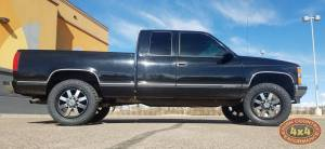 HCP 4x4 Vehicles - 1997 CHEVY 1500 ZONE LEVELING KIT WHEELS AND TIRES (BUILD#85020) - Image 3