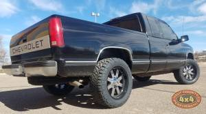 HCP 4x4 Vehicles - 1997 CHEVY 1500 ZONE LEVELING KIT WHEELS AND TIRES (BUILD#85020) - Image 4