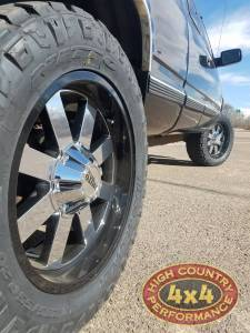 HCP 4x4 Vehicles - 1997 CHEVY 1500 ZONE LEVELING KIT WHEELS AND TIRES (BUILD#85020) - Image 5