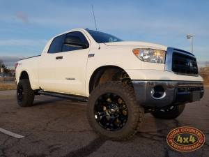"TOYOTA - TOYOTA TUNDRA (2007-2013) - HCP 4x4 Vehicles - 2011 TOYOTA TUNDRA READYLIFT 6"" SUSPENSION LIFT WITH BILSTEIN SHOCKS (BUILD#84963)"
