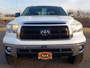 "2011 TOYOTA TUNDRA READYLIFT 6"" SUSPENSION LIFT WITH BILSTEIN SHOCKS (BUILD#84963)"