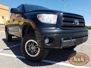 "TOYOTA - TOYOTA TUNDRA (2007-2013) - HCP 4x4 Vehicles - 2012 TOYOTA TUNDRA READYLIFT 4"" SST SUSPENSION LIFT (BUILD#81414)"