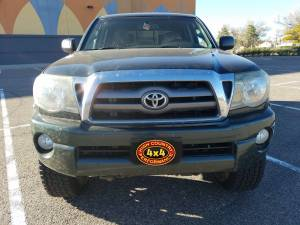 "2010 TOYOTA TACOMA TOYTEC 3"" SPACER LIFT KIT WITH SPC UPPER CONTROL ARMS (BUILD#83609)"