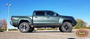 "HCP 4x4 Vehicles - 2010 TOYOTA TACOMA TOYTEC 3"" SPACER LIFT KIT WITH SPC UPPER CONTROL ARMS (BUILD#83609) - Image 3"
