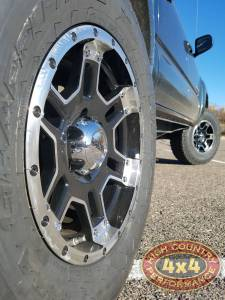 """HCP 4x4 Vehicles - 2010 TOYOTA TACOMA TOYTEC 3"""" SPACER LIFT KIT WITH SPC UPPER CONTROL ARMS (BUILD#83609) - Image 5"""