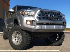 "TOYOTA - TOYOTA TACOMA (2005-2016) - HCP 4x4 Vehicles - 2016 TOYOTA TACOMA BDS 6"" SUSPENSION LIFT"