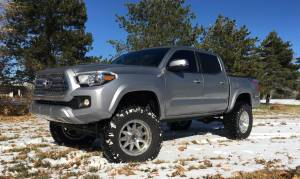"HCP 4x4 Vehicles - 2016 TOYOTA TACOMA BDS 6"" SUSPENSION LIFT - Image 2"