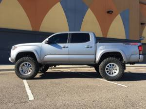 "2016 TOYOTA TACOMA BDS 6"" SUSPENSION LIFT"