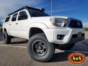 "TOYOTA - TOYOTA TACOMA (2005-2016) - HCP 4x4 Vehicles - 2012 TOYOTA TACOMA TOYTEC 3"" BOSS SUSPENSION LIFT WITH SPC UPPER CONTROL ARMS (BUILD#83439)"