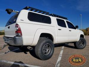 "HCP 4x4 Vehicles - 2012 TOYOTA TACOMA TOYTEC 3"" BOSS SUSPENSION LIFT WITH SPC UPPER CONTROL ARMS (BUILD#83439) - Image 4"