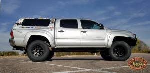 "HCP 4x4 Vehicles - 2005 TOYOTA TACOMA TOYTEC 3"" BOSS SUSPENSION LIFT WITH PELFRYBILT BUMPER (BUILD#83682) - Image 3"