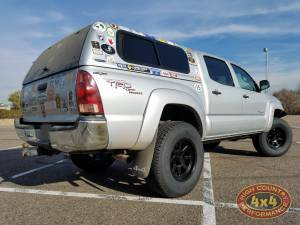 "HCP 4x4 Vehicles - 2005 TOYOTA TACOMA TOYTEC 3"" BOSS SUSPENSION LIFT WITH PELFRYBILT BUMPER (BUILD#83682) - Image 4"