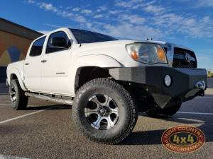 "TOYOTA - TOYOTA TACOMA (2005-2016) - HCP 4x4 Vehicles - 2011 TOYOTA TACOMA TOYTEC BOSS 3"" COILOVER SUSPENSION LIFT WITH SPC UPPER CONTROL ARMS (BUILD#83482)"