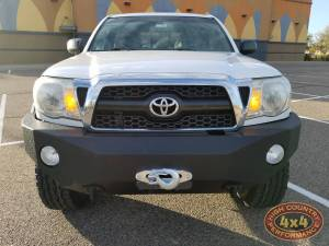 "2011 TOYOTA TACOMA TOYTEC BOSS 3"" COILOVER SUSPENSION LIFT WITH SPC UPPER CONTROL ARMS (BUILD#83482)"