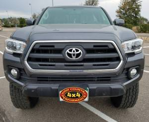 HCP 4x4 Vehicles - 2016 TOYOTA TACOMA BILSTEIN 5100 LEVELING STRUTS WITH SPC UPPER COTROL ARMS - Image 2