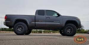 HCP 4x4 Vehicles - 2016 TOYOTA TACOMA BILSTEIN 5100 LEVELING STRUTS WITH SPC UPPER COTROL ARMS - Image 3