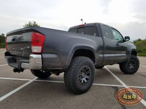 2016 TOYOTA TACOMA BILSTEIN 5100 LEVELING STRUTS WITH SPC UPPER COTROL ARMS