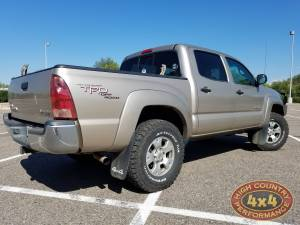 2007 TOYOTA TACOMA BILSTEIN 5100 RHA LEVELING STRUTS AND ARB DELUXE BUMPER (BUILD#82395)
