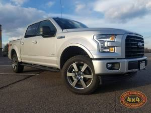 "FORD - FORD F150 TRUCKS (2015-2017) - HCP 4x4 Vehicles - 2017 FORD F150 BDS 2"" LEVELING KIT (BUILD#85044)"
