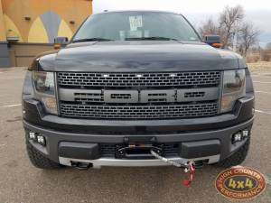 HCP 4x4 Vehicles - 2014 FORD RAPTOR HIDDEN WINCH (BUILD#84652) - Image 2