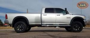 2016 DODGE RAM 3500 AIRLIFT REAR AIR BAGS WITH WIRELESS SYSTEM (BUILD#85152)