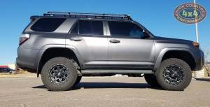 """HCP 4x4 Vehicles - 2016 TOYOTA 4RUNNER TOYTEC BOSS 3"""" COILOVER SUSPENSION WITH SPC UCA'S (BUILD#85099) - Image 3"""