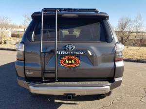 """HCP 4x4 Vehicles - 2016 TOYOTA 4RUNNER TOYTEC BOSS 3"""" COILOVER SUSPENSION WITH SPC UCA'S (BUILD#85099) - Image 5"""