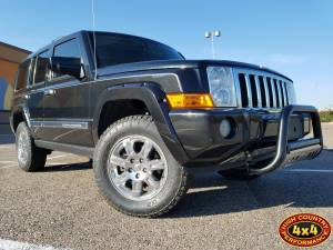 """MISC VEHICLES - RARE VEHICLES - HCP 4x4 Vehicles - 2008 JEEP COMMANDER BILSTEIN RHA 2"""" STRUTS WITH REAR OME SPRINGS (BUILD#3507)"""